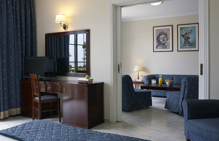 Atlantica Porto Bello Beach FAMILY SUITE SIDE SEA VIEW