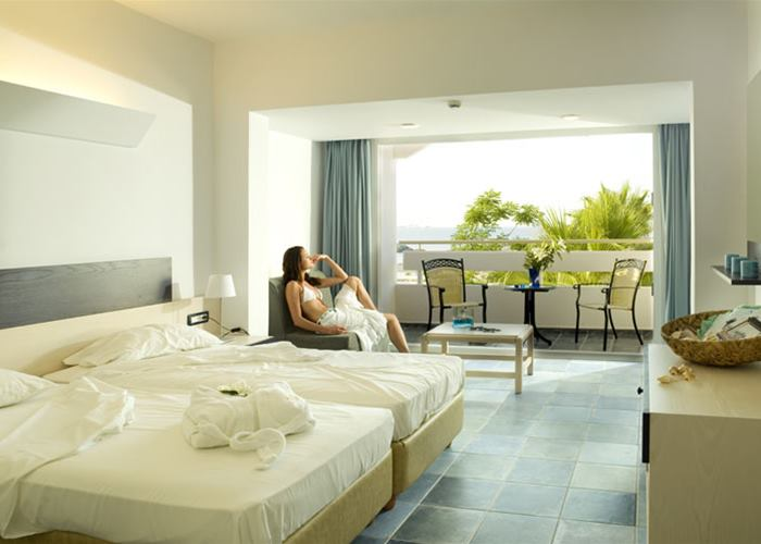 Paradise Village Beach Resort - Double/Twin Room Sea View