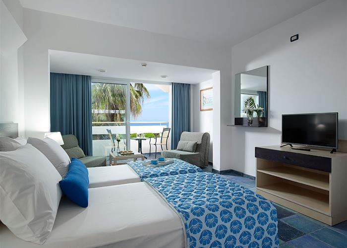 Atlantica Paradise Village - Double/Twin Room Sharing Pool Upper Floor Sea View