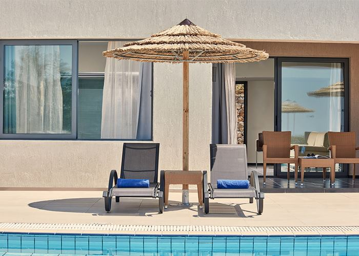 Atlantica Carda Beach - Suite with Sharing Pool