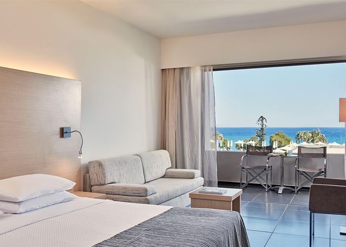 Atlantica Carda Beach - Double Room Sea View