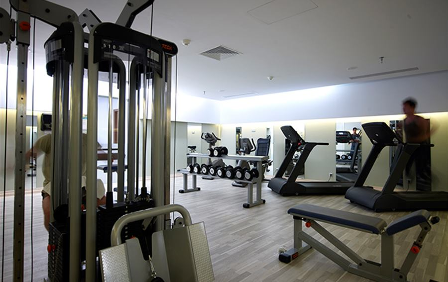 Atlantica Holiday Village Rhodes - Gym