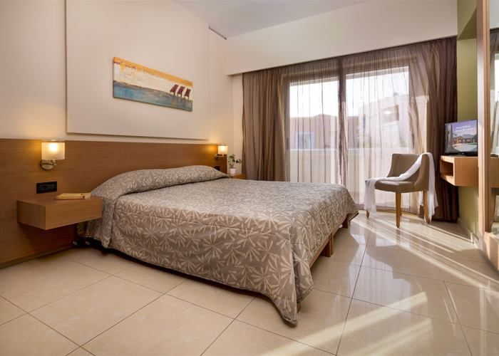 Atlantica Amalthia Beach Hotel - Double Room (main building)