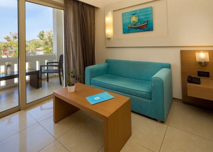 Atlantica Amalthia Beach Hotel - Double Room Sea View