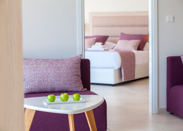 Atlantica Aeneas Resort and Spa - Family Two Bedroom Pool View Suite