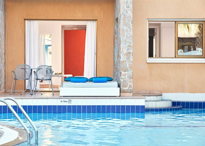 Atlantica Aeneas Resort and Spa - Premium One Bedroom Swim Up Suite