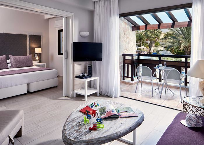 Atlantica Aeneas Resort and Spa - Premium One Bedroom Pool View Suite