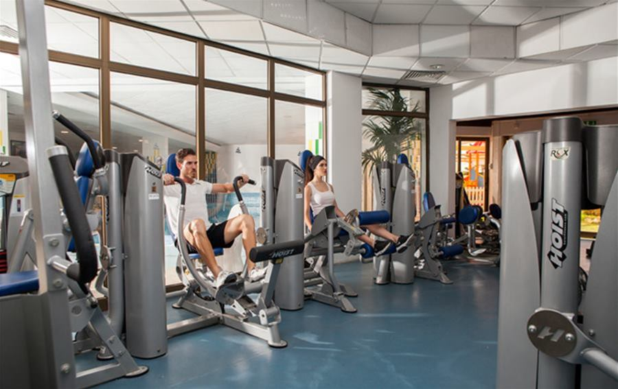 Atlantica Aeneas Resort and Spa - Gym