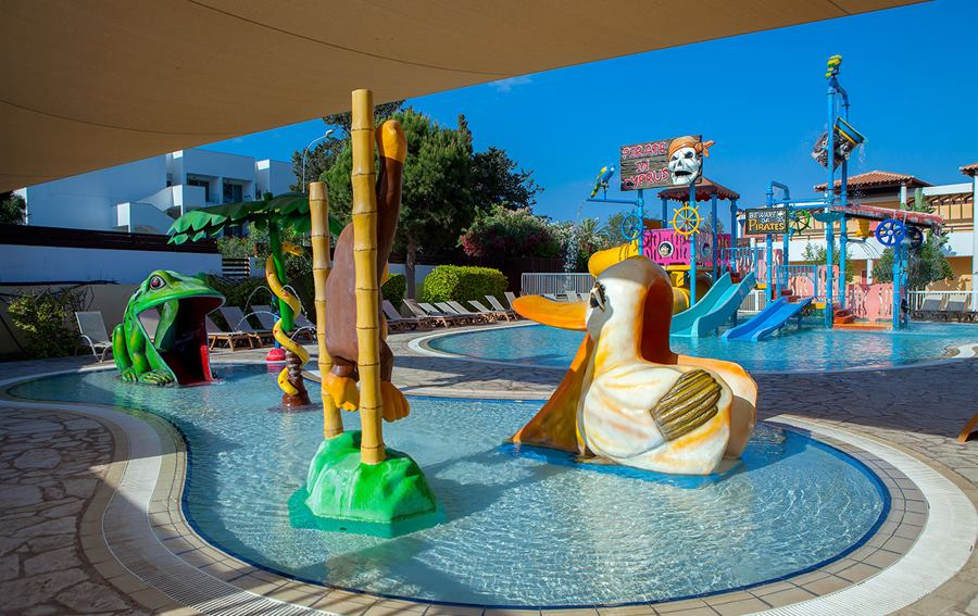 Atlantica Aeneas Resort and Spa - Kids Splashpool