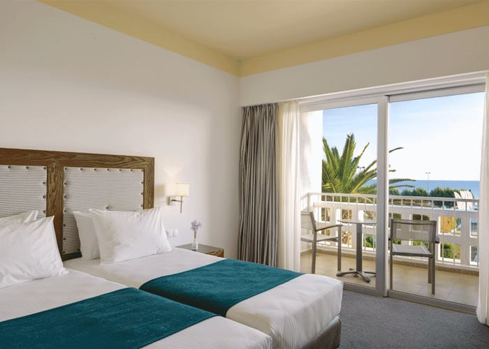 Atlantica Beach Resort Kos - Double/Twin Room Sea View