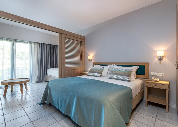 Atlantica Beach Resort Kos - Family Suite Inland View