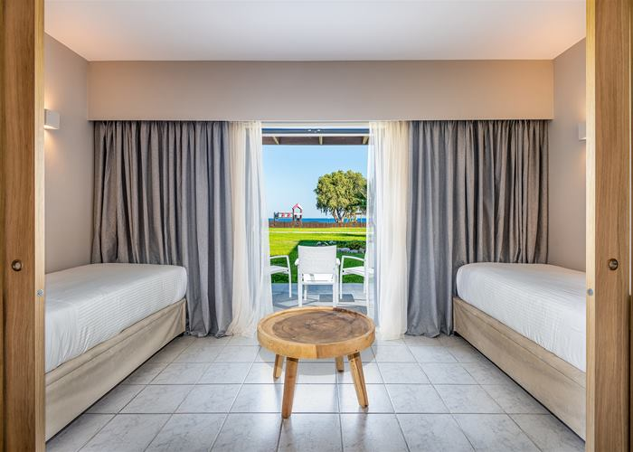 Atlantica Beach Resort Kos - Family Suite Sea View