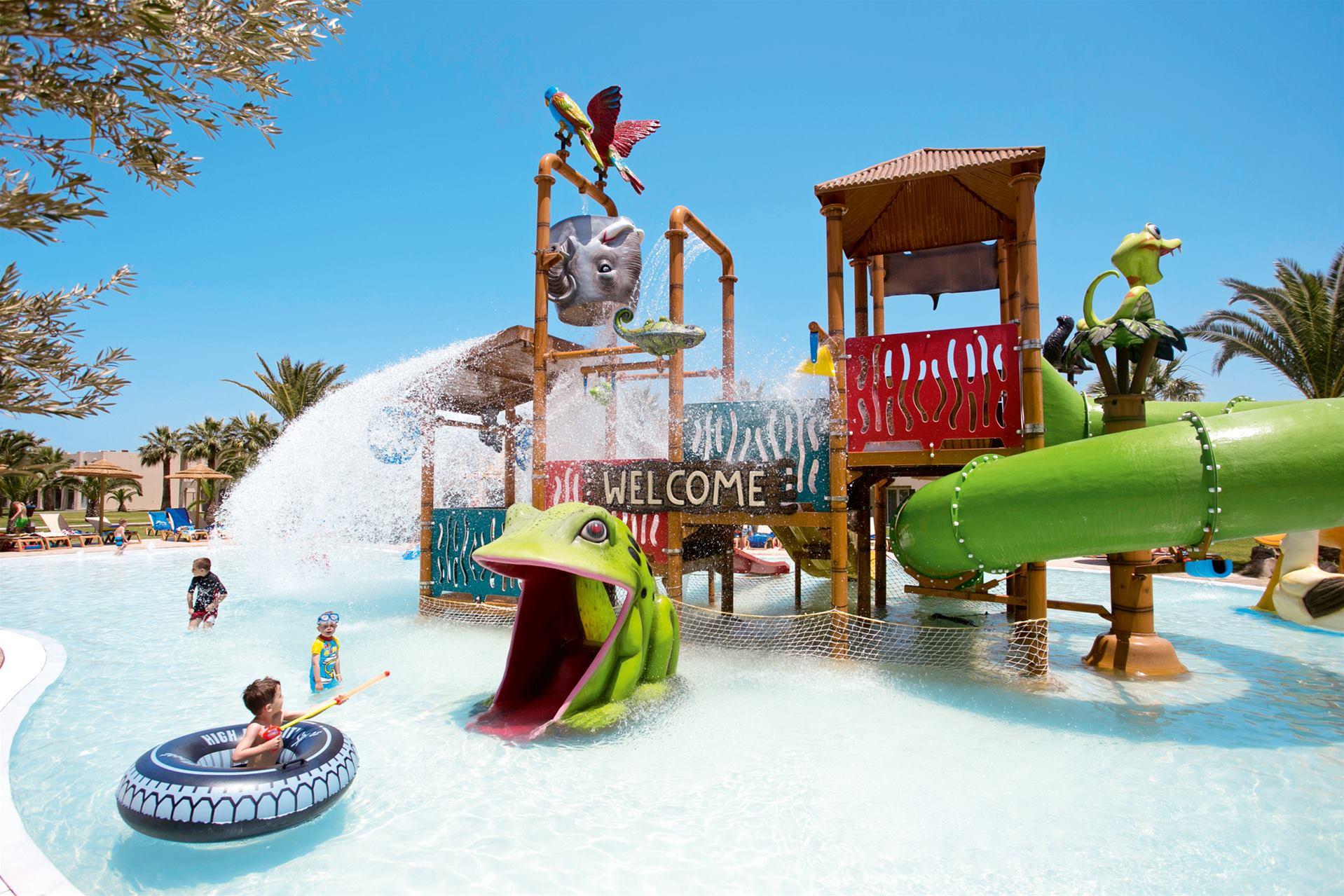 Zypern Hotel Aqua Park