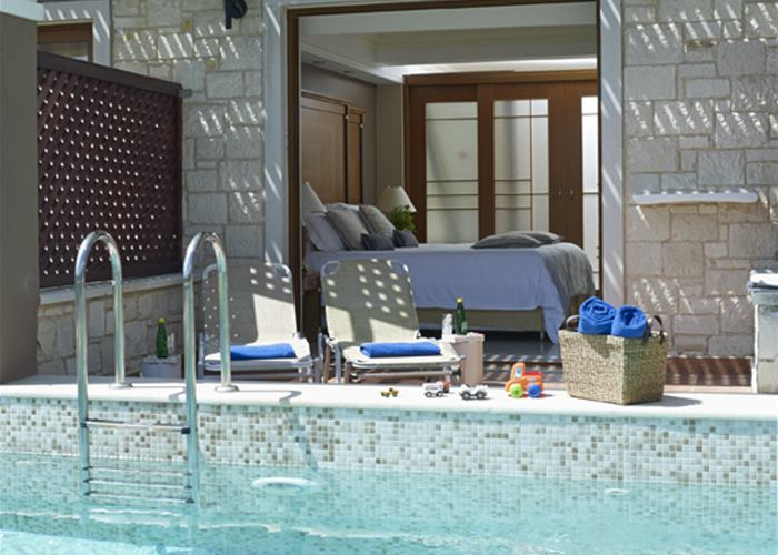 Atlantica Creta Paradise - Family Room Swim Up