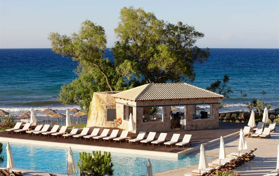 Atlantica Eleon Grand Resort and Spa - Aqua Pool/Cafe Bar