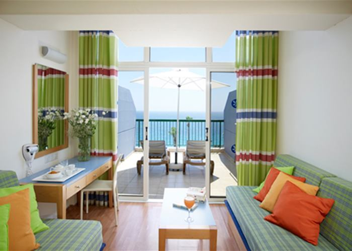Atlantica Sungarden Beach - Family Suite Duplex