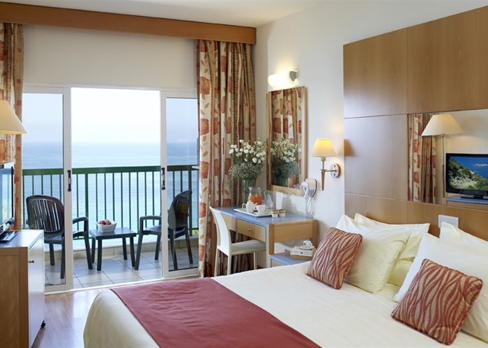 Atlantica Sungarden Beach - Twin / Double Room Sea View