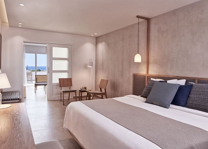 Atlantica Marmari Palace - Superior Family Room Sea View