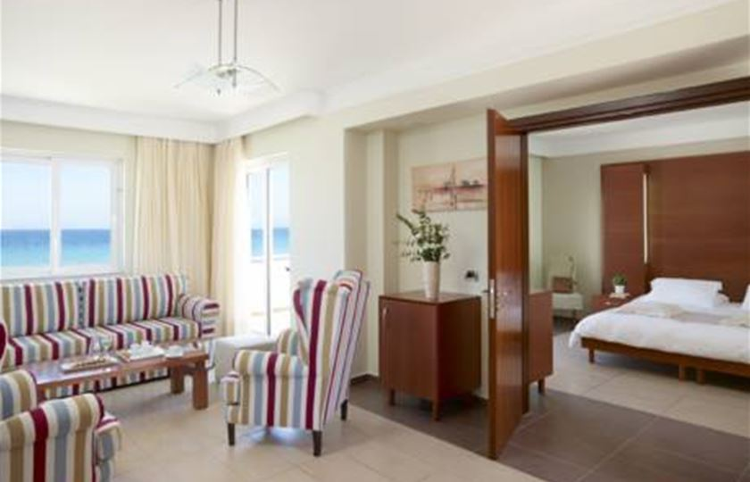 Magic Life Marmari Palace by Atlantica TWO BEDROOM SUITE