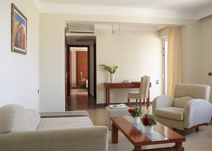 Magic Life Marmari Palace by Atlantica - Family Suite Inland View