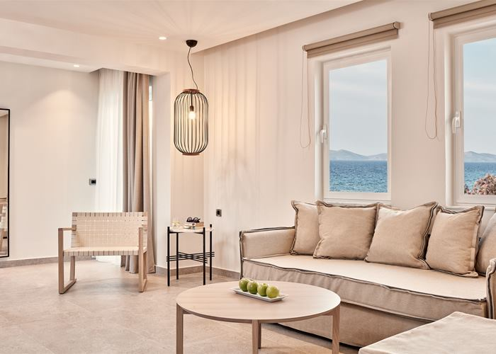 Atlantica Marmari Palace - One Bedroom Suite