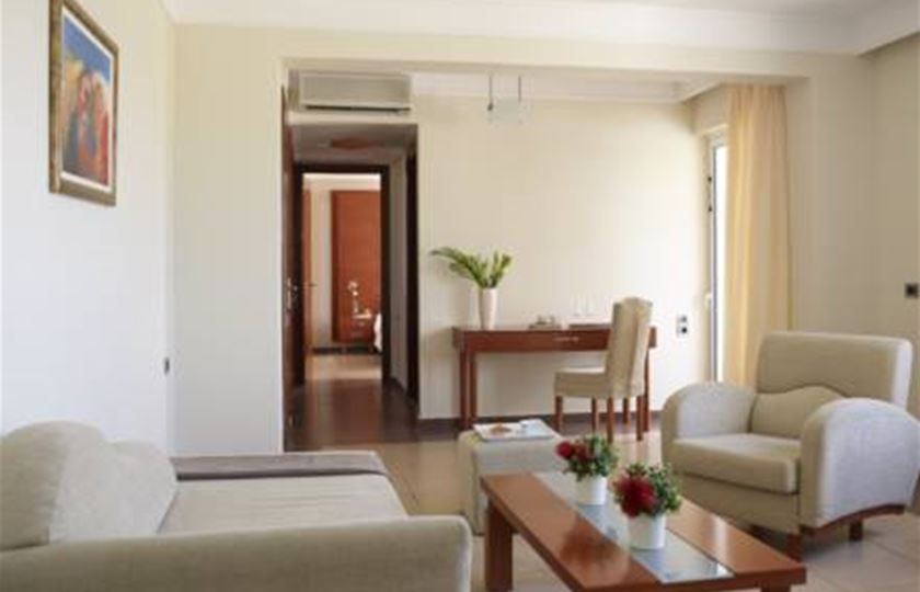 Magic Life Marmari Palace by Atlantica ONE BEDROOM SUITE