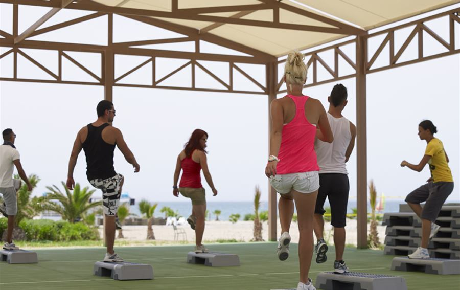 Magic Life Marmari Palace by Atlantica - Sports & Fitness