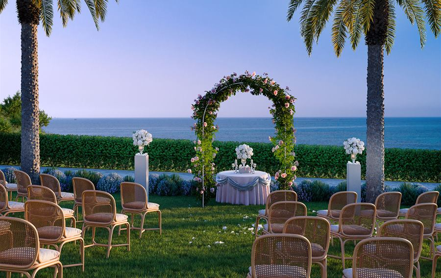 Atlantica Mare Village Paphos - Weddings