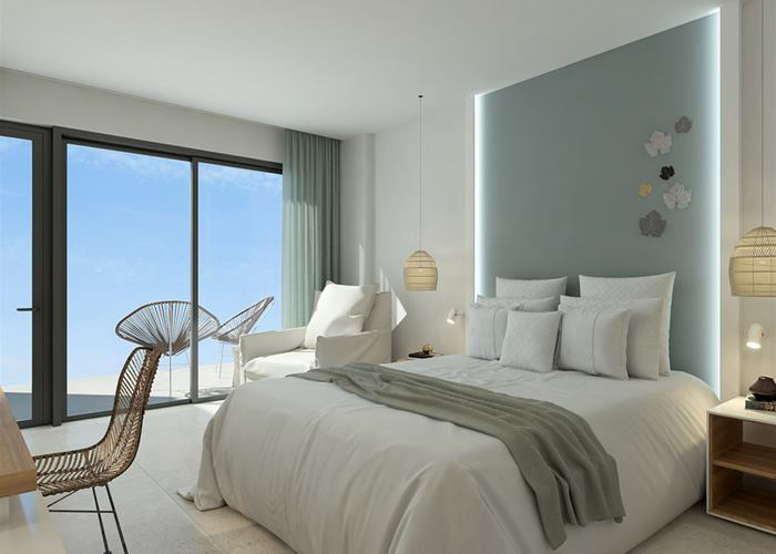 NEW 2020 - Atlantica Mare Village Paphos - One Bedroom Family Suite