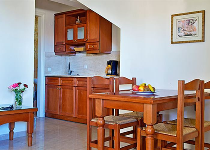 Atlantica Caldera Bay - One Room Apartment