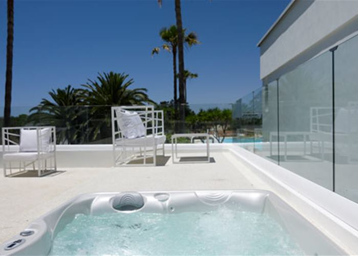 Atlantica So White Club Resort - Deluxe One Bedroom Suite Jacuzzi Pool View
