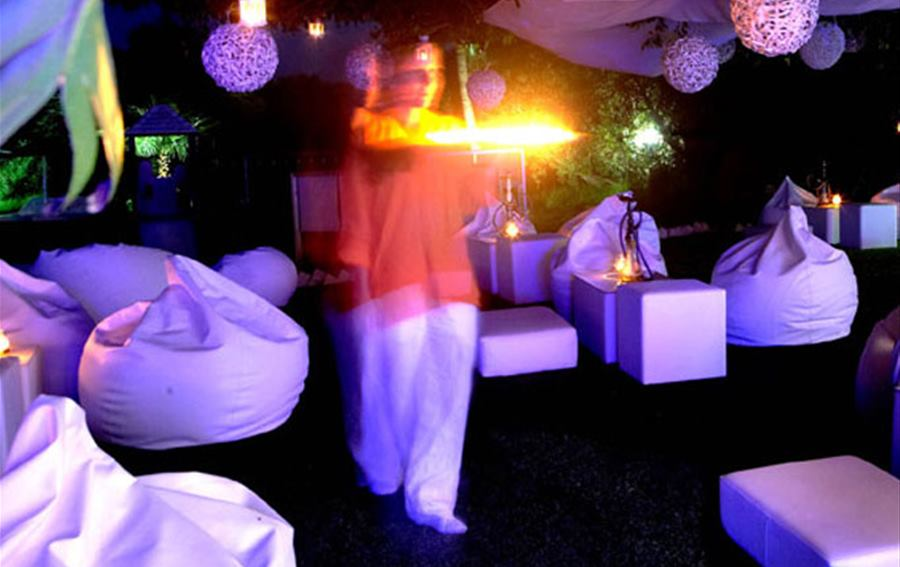 Atlantica So White Club Resort - The Nargile Lounge