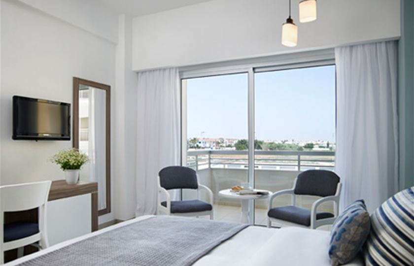 Atlantica Sea Breeze DOUBLE INLAND VIEW ROOM