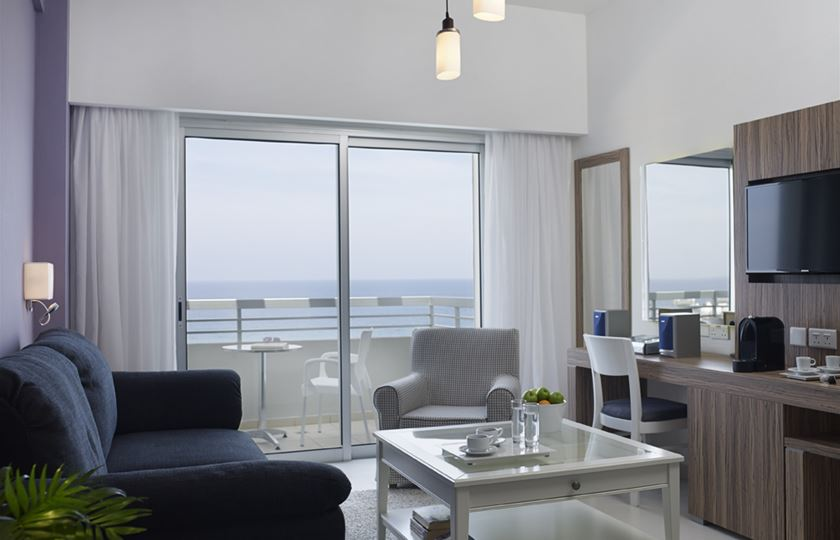 Atlantica Sea Breeze JUNIOR SUITE SEA VIEW