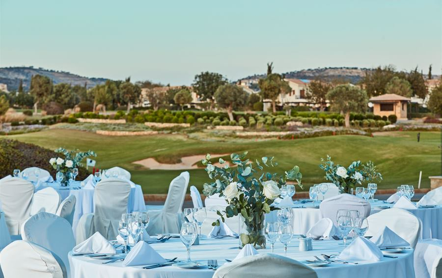 Aphrodite Hills Hotel by Atlantica - Weddings