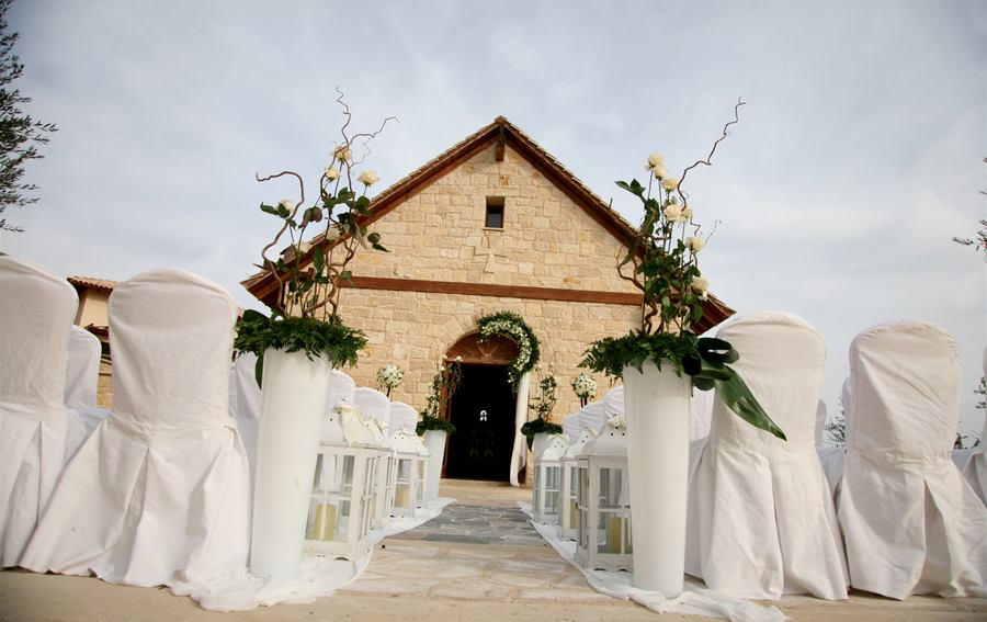 Aphrodite Hills Hotel - Weddings