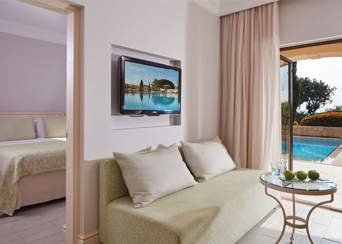 Aphrodite Hills Hotel by Atlantica - One Bedroom Family Room