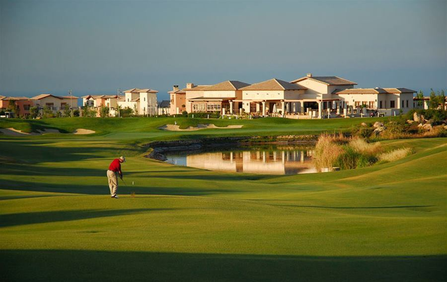 Aphrodite Hills Hotel - Championship Golf Course