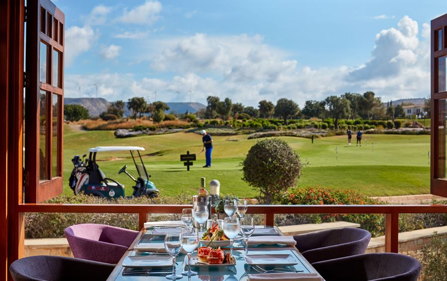 Aphrodite Hills Hotel by Atlantica - Golf Clubhouse Restaurant