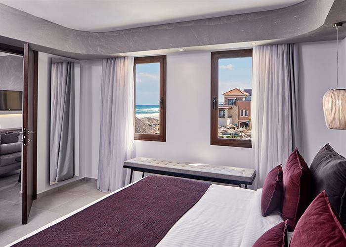 Atlantica Caldera Palace - Suite with Private Pool Sea View