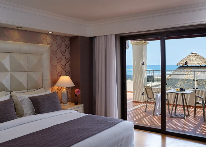 Atlantica Sensatori Resort Crete - Suite with Private Pool Sea View