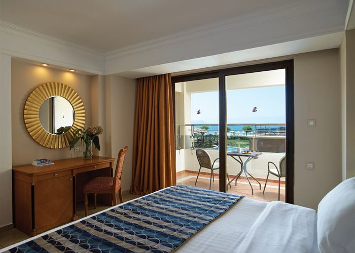 Atlantica Sensatori Resort Crete - Double Room Side Sea View