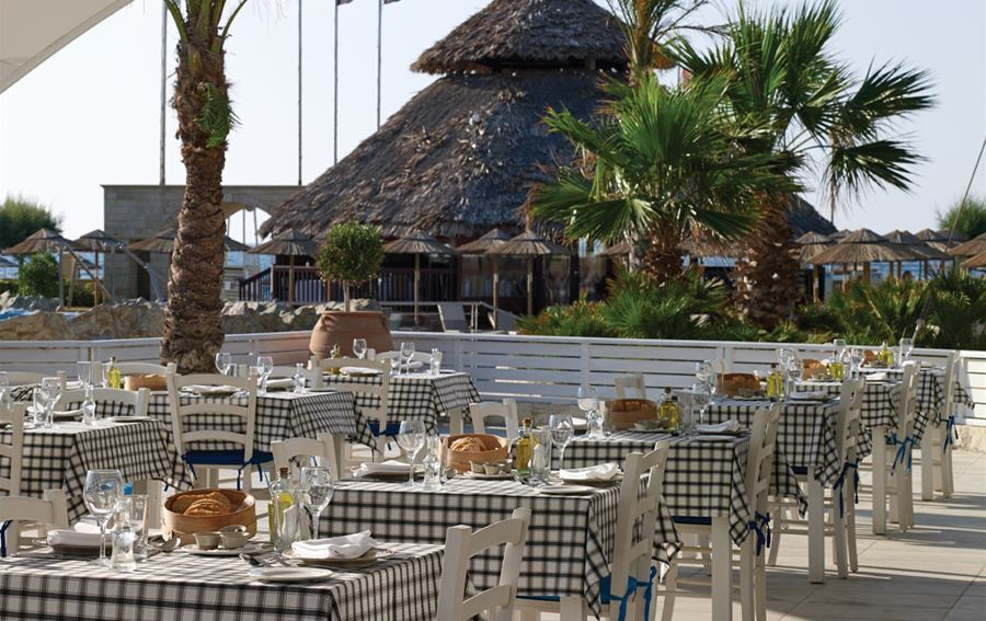 Atlantica Caldera Palace - Red Safron - Greek Tavern