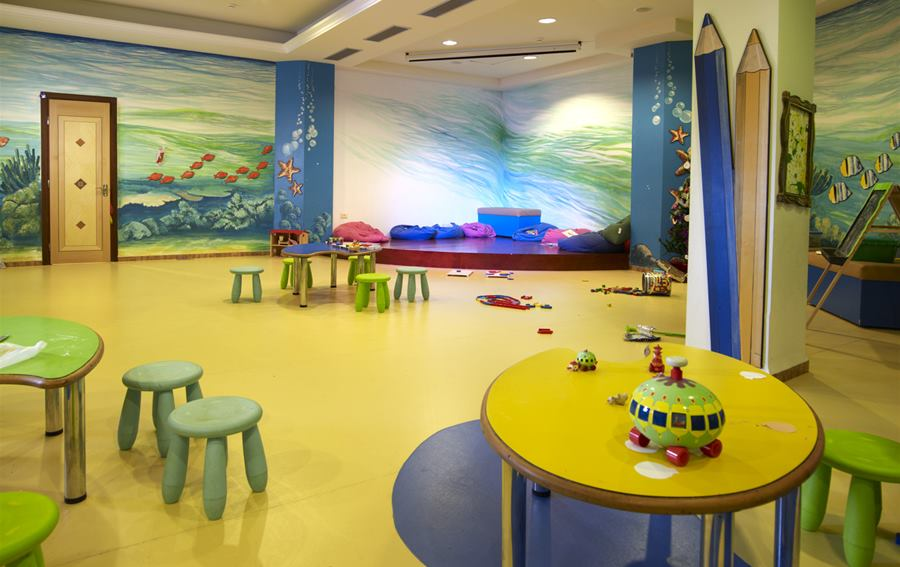 Atlantica Caldera Palace - Children's facilities