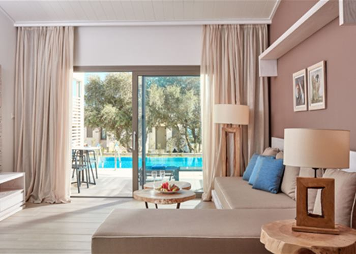 Atlantica Mare Village - VIP One Bedroom Swim Up
