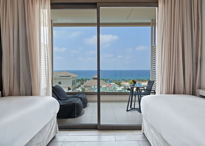 Atlantica Mare Village Ayia Napa - Family Room Sliding Door Limited Sea View (Residences)