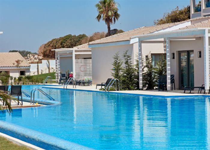 Atlantica Mare Village Ayia Napa - Family Room Sliding Door Swim Up (Bungalow)