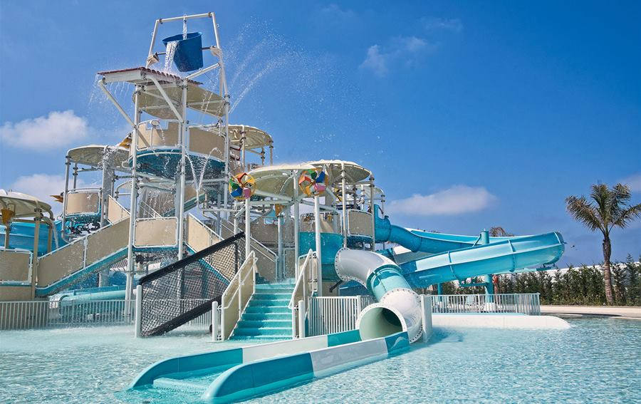 Atlantica Mare Village Ayia Napa - Splash Park