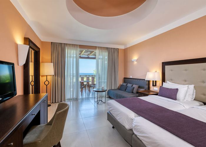 Atlantica Belvedere Resort - Double/Twin Room Sea View