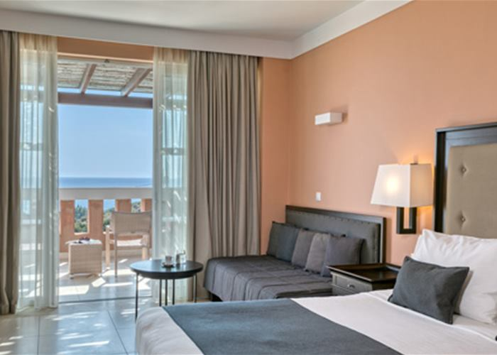 Atlantica Belvedere Resort & Spa - Double/Twin Room Sea View